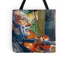The Turkish Violinist  Tote Bag