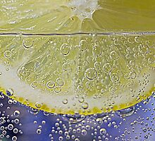 Lemon water by David Stegmeir