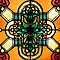 Patterns on LEAD LIGHT or STAINED Glass Windows or Doors