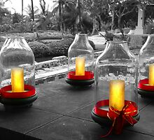 Candles - Please Enlarge by Charuhas  Images