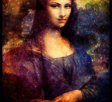 Mona Lisa II by Ashley Christudason