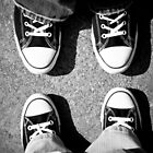 Converse Love by Sharlene Rens