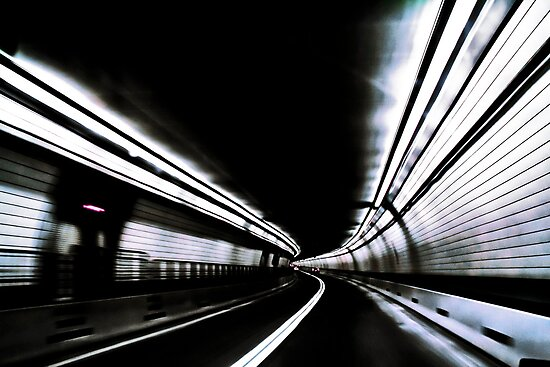 """tunnel VISION"" by grsphoto"