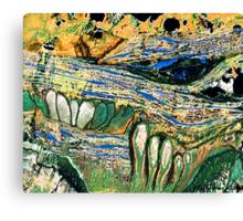 """Swiftly""  Canvas Print"