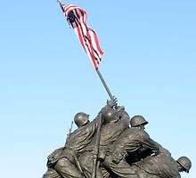 Iwo Jima by Richard Miranda