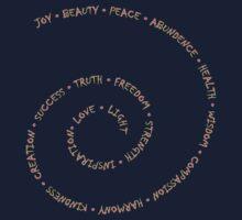 Love Spiral by Paul Fleetham