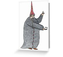 amaze the sage Greeting Card