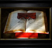 The More That You Read... by Rozalia Toth