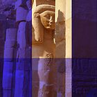 Hatschepsut  - Egyptian Pharaoh by Marlies Odehnal