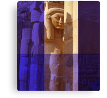 Hatschepsut  - Egyptian Pharaoh Canvas Print
