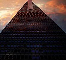 Transamerica Twilight by David Mellor