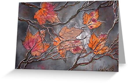 Stephanie's Autumn by linmarie