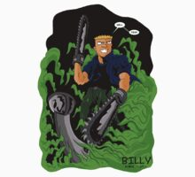 "Billy: Demon Slayer ""Series Two"" Style by Hayden Fryer"