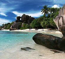 The Seychelles by Cindy Ritchie