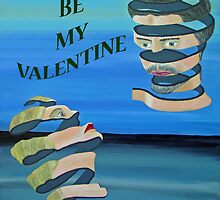 Be My Valentine, Two heads by Eric Kempson