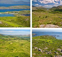 Ring Of Kerry, Landscape, Ireland by upthebanner