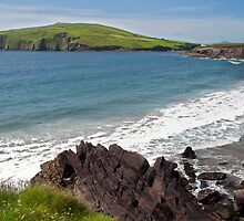 Landscape scenic seascape from Dingle, County Kerry, Ireland by upthebanner
