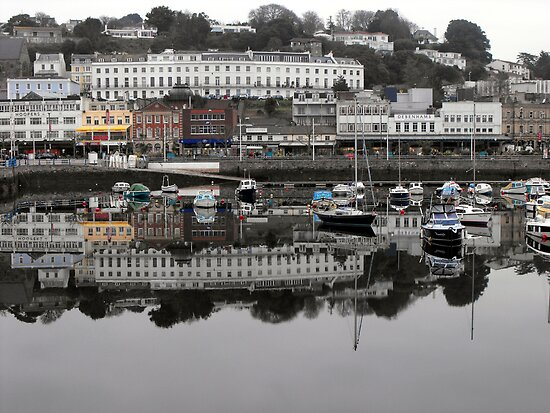 Reflections of Torquay by trish725
