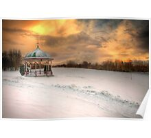 The Bandstand Poster