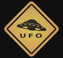 UFO Sign by Alejandro Durán Fuentes