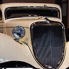 Couch/Granatelli '34 Ford Coupe by John Schneider
