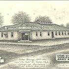 "Cedar Lounge, 1947-1991 (Cedar Club, ""The Club"") by carolhurst"