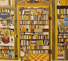 Shakespeare and Co Bookstore, Paris by Jeffrey DeVore