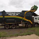 Iveco ACCO Garbage Truck by Joe Hupp