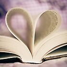 I Heart Books by CrazmydRed