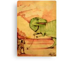 The Revolution Of Evolution  Canvas Print