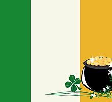 St' Patty by Richard Laschon