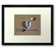 """""""You and Me"""" Framed Print"""