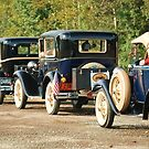 All 30-40&#x27;s Fords by Betty Maxey