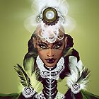 Lady Africa by giuliorossi