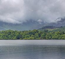 Showery June Day at Derwentwater by Tom Gomez