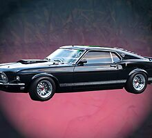 Mustang Sally by Tom Row