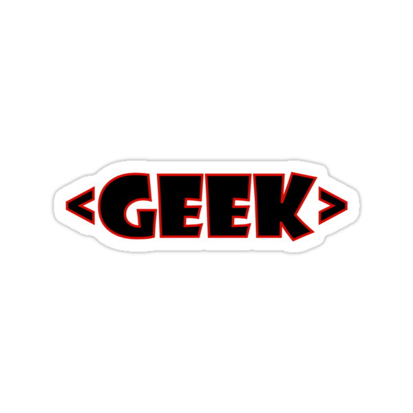 Geek by Cheryl Hall