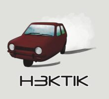 Hektik Reliant Robin by Thomas Ingram