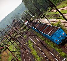 Train by Sebastian Chalupa