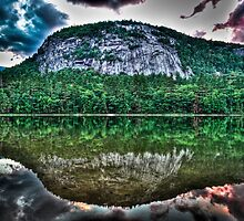 Echo Lake by GarethWilton