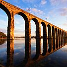 The Royal Border Bridge, Berwick Upon Tweed by parsy72