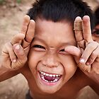 Cambodian Children, Kampong Cham by thesiracusas