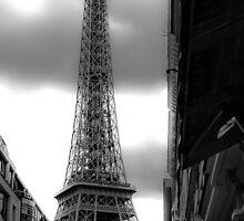 Shot To Death In Paris by Jenn Louise