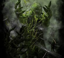 Plant Man Cometh by mdkgraphics