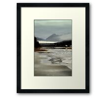 The World is Mine Framed Print