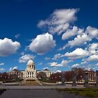 Minnesota Capitol Building I by Daniel Rens