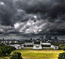 Greenwich by Sebastian Chalupa
