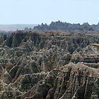 Badlands NP / Panoramic Point by Mark Bolen