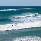Surfs up 3.....Port Noarlunga by Ali Brown
