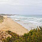 Portsea Surf Beach by Dave Lucas